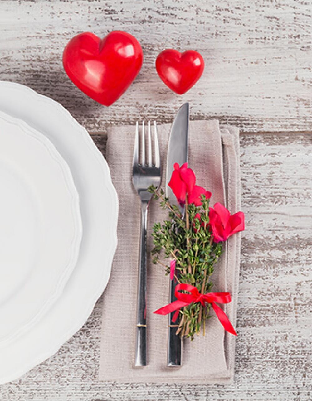 Sevgililer Gününde Klişeler Yerine Sevgilinize Özel Sürpriz Tarifler