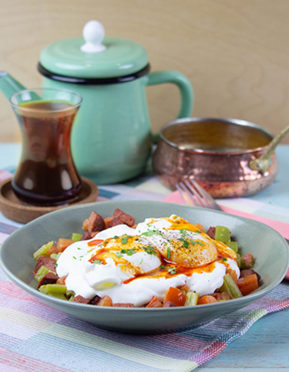 Brunchlarınızı Şenlendirecek 4 Enfes Kahvaltılık Tarifi
