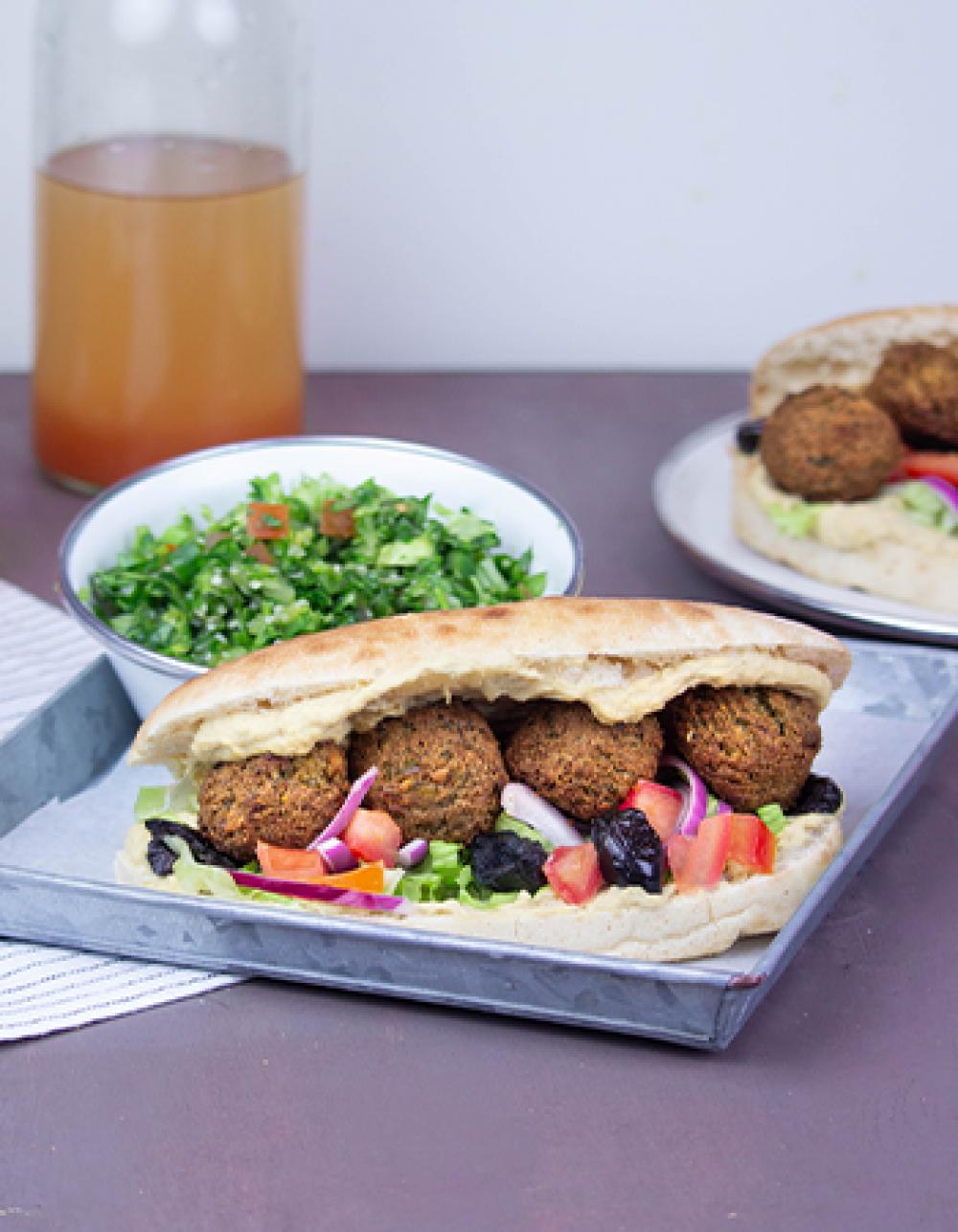 Ortadoğu Mutfağından Kolay Falafel Tarifleri