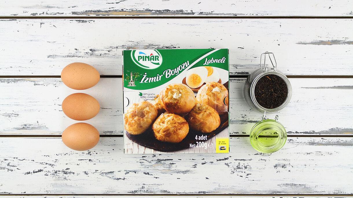Bu soğuk pazar kahvaltısında fırınınızdan yeni çıkmış, sıcacık Pınar Boyoz ve çay ikilisi ile içinizi ısıtmaya ne dersiniz?