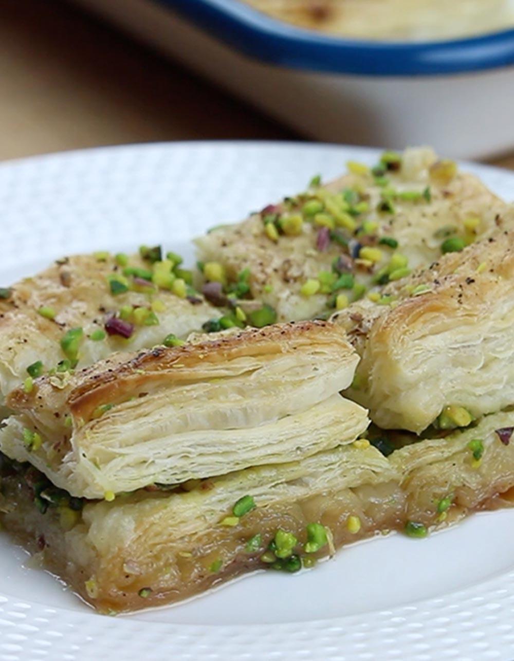Ramazan Bayramı'nda pratik ve lezzetli geleneksel şerbetli tatlı tarifleri