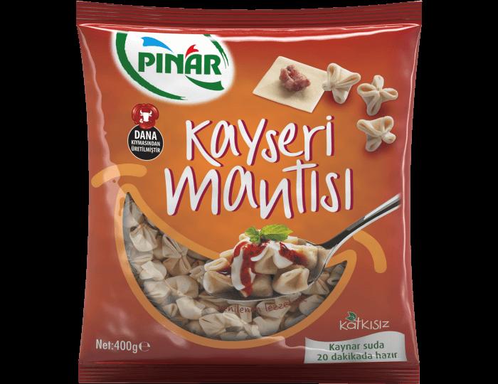 Pınar Kayseri Mantısı