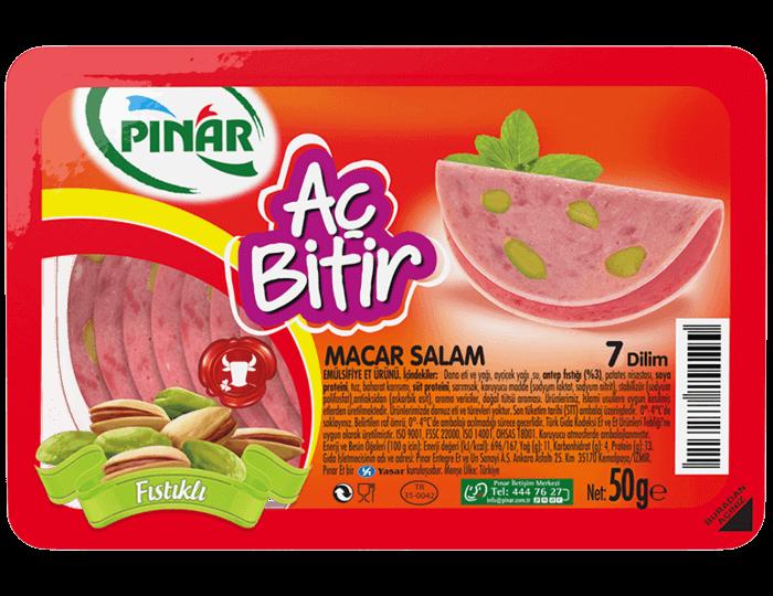Pınar Açbitir Macar Salam